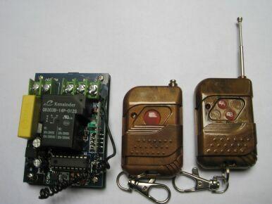 Выключатель дистанционный RC-1-220-30A